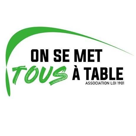 Logo On Se Met Tous à Table