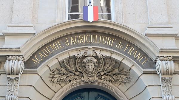 Une Académie au service de l'agriculture