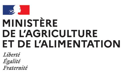 Logo Ministère de l'agriculture